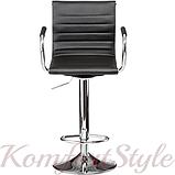 Барный стул  Bar black platе, фото 2