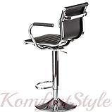 Барный стул  Bar black platе, фото 3