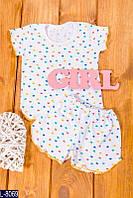 Пижама L-8069 (110, 122, 98, 86) — купить Детская одежда оптом и в розницу в одессе 7км