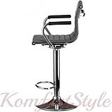 Барный стул Bar grey plate, фото 3
