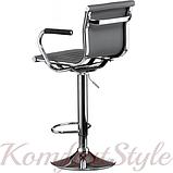 Барный стул Bar grey plate, фото 4