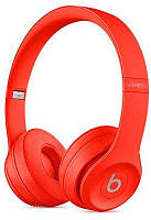 Наушники Beats by Dr. Dre Solo 3 Wireless Red, фото 1