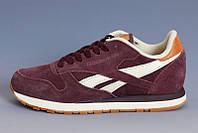 Мужские кроссовки REEBOK CL Leather Suede K-10199-12
