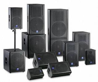 Пасивні акустичні системи