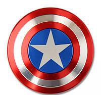 Спиннер разноцветный метал капитан Америка спинер #101005