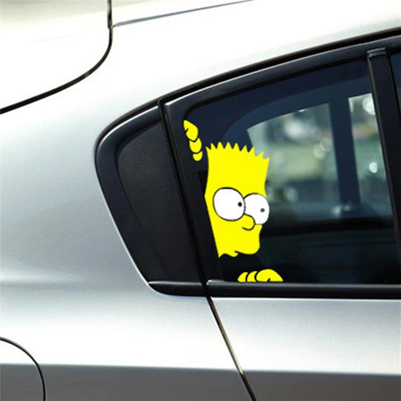Наклейки на стекло автомобиля (минимальный заказ от 350 грн.)