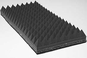 Панель акустическая Ecosound studio самоклеющаяся 1х0,5м