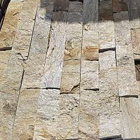 Плитка из сланца  Хамелеон 0.8смх6см, фото 1