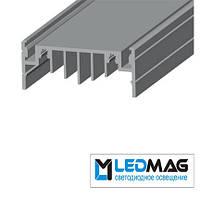 Профиль для светодиодной ленты накладной LN-50