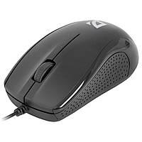 Мышка Defender Optimum MB-160 чёрная, USB