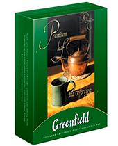 """Чай GREENFIELD (Гринфилд)""""Набор из 9 видов листового чая"""""""