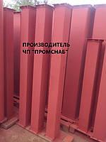 Зернопровод от ЧП ПРОМСНАБ