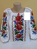 Неповторна вишита  жіноча Блуза   42-56 рр, фото 2