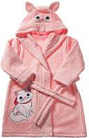 Качественный махровый халат детский Kiti (1-2 года)