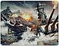 Коврик для мыши World Of Warships (корабли, танки, самолёты), фото 5