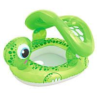 Плотик надувной детский Черепаха BestWay (34094)