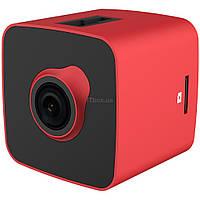 Видеорегистратор PRESTIGIO RoadRunner CUBE red-black (PCDVRR530WRB)