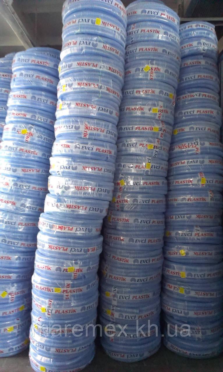 Шланг гофрированный Evci Plastik диаметр 16 (50 метров)