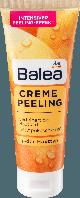 Крем - пилинг для лица Balea Creme Peeling mit Aprikosenkernöl, 75 ml