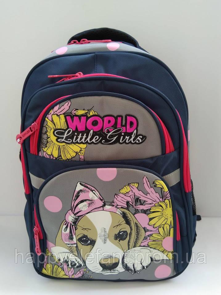 7f8f44133f3e Школьный рюкзак ранец для девочки 1-5 класс: продажа, цена в Днепре ...