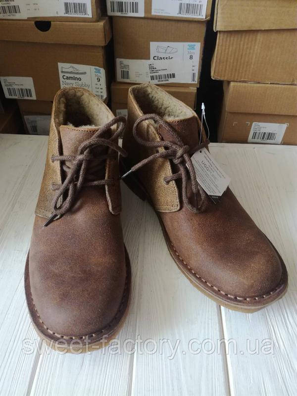 Продам новые зимние ботинки угги UGG M Leighton Bomber