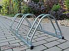 Велопарковка на 3 велосипеди Echo-3 Польща, фото 3