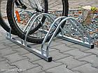 Велопарковка на 3 велосипеди Echo-3 Польща, фото 5