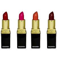 Набор помад Chanel 4 штуки