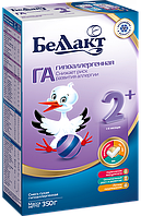 Смесь гипоаллергенная «Беллакт ГА 2+» для питания детей с риском развития аллергии.