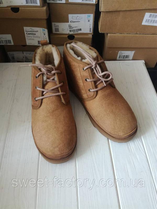 Продам новые зимние ботинки угги UGG M Neomel TF