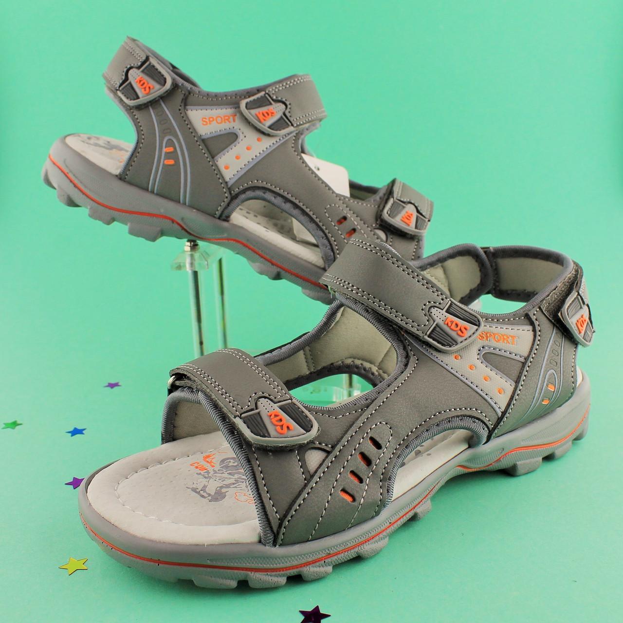 Босоножки сандалии на мальчика подростка тм Томм р.36,41