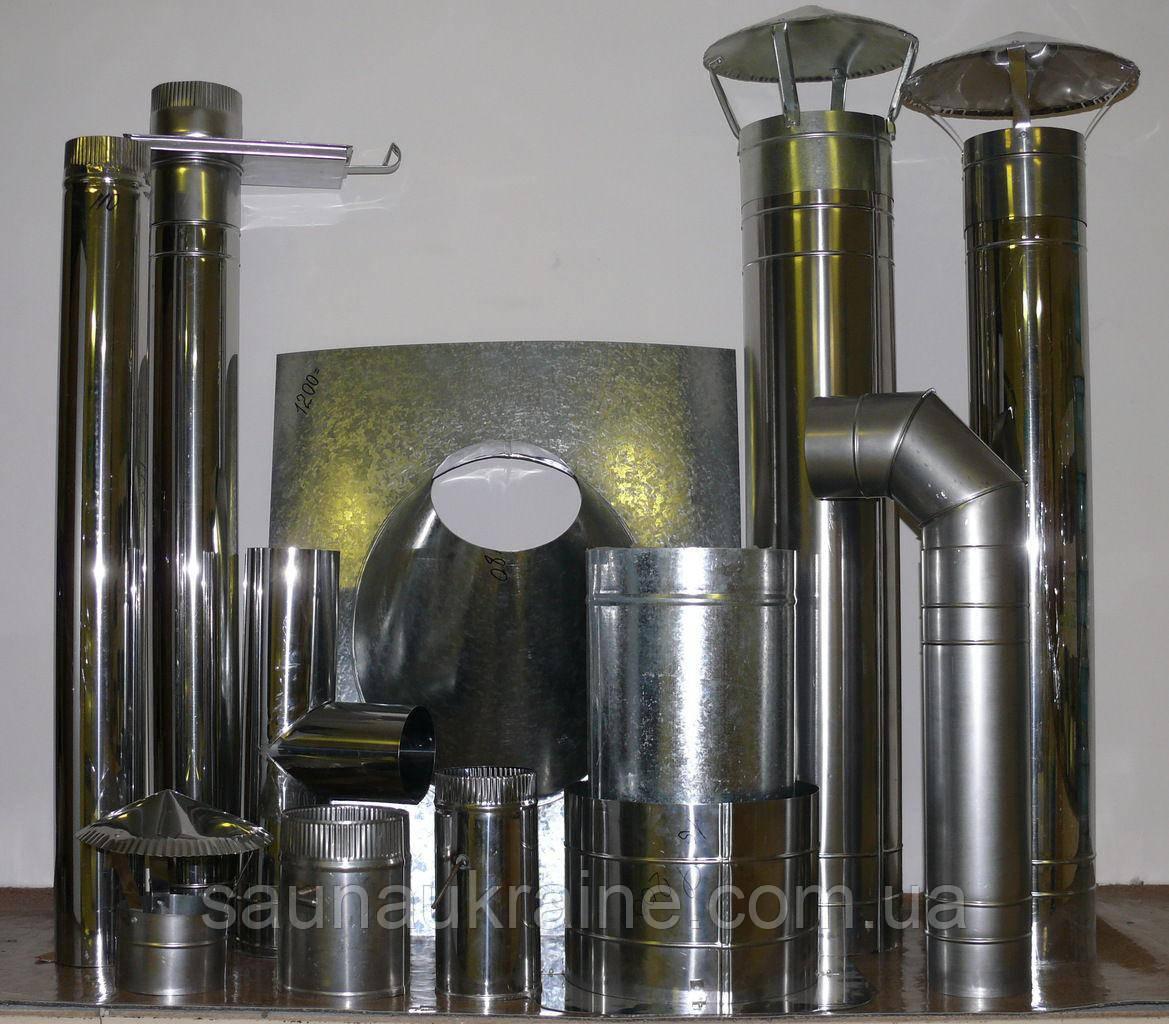 Трубы из нержавейки в ассортименте (продажа и монтаж)