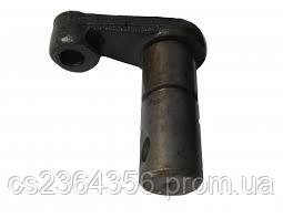 Валик МТЗ  52-1802080  з важілем  розд. коробк.