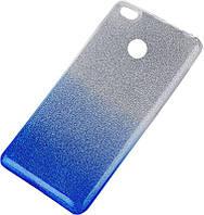 Чехол-накладка TOTO TPU Case Rose series Gradient Xiaomi Redmi 4x Blue