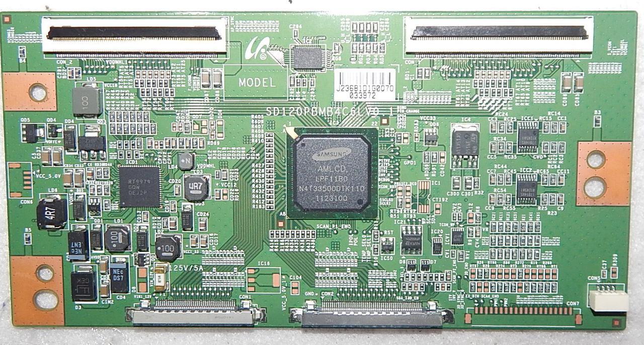 Текон SD120PBMB4C6L для телевизора Toshiba 46TL868