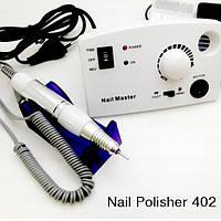 Фрезер для апаратного манікюру і педикюру Nail Polisher 402 (30000 об./хв) LDV MPS-Nail_Polishe_402/0-03