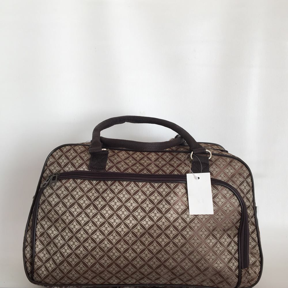 Дорожная сумка текстильная