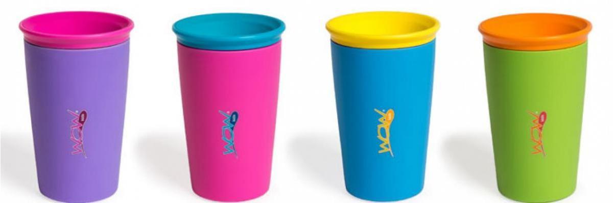 Чашка непроливайка Wow Cup - Магазин Кошара в Киеве