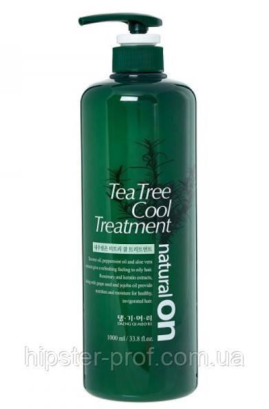 Охолоджуючий шампунь на основі чайного дерева Daeng Gi Meo Ri Tea Tree Cool Shampoo 1000 ml