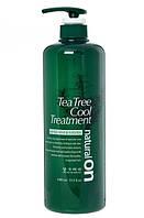 Охлаждающий шампунь на основе чайного дерева Daeng Gi Meo Ri Tea Tree Cool Shampoo 1000 ml