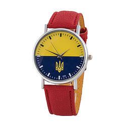 Часы унисекс UK-001red купить недорогие часы оптом недорого