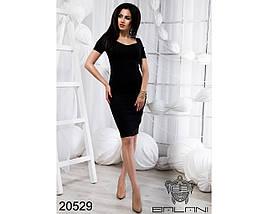 Платье футляр с молнией сзади, фото 2