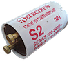 Стартер S2 - D-SF-0405 Electrum для люмінесцентних ламп