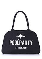 Коттоновая сумка-саквояж POOLPARTY, фото 1