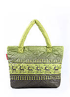 Дутая сумка с оленями, фото 1