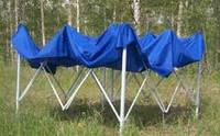 Стенки к торговым шатрам,2х2,3х3шатры для торговли,намети,шатер садовый, фото 1