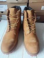 Продам новые мужские ботинки Timberland