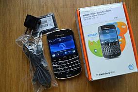 Новый Смартфон BlackBerry Bold Touch 9900 BlackОригинал!