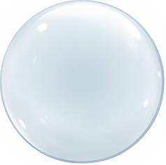 "Шар 36""/80см Bubble Deco бабл стеклянный Китай"