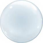"Шар 18""/45см Bubble Deco бабл стеклянный Китай"